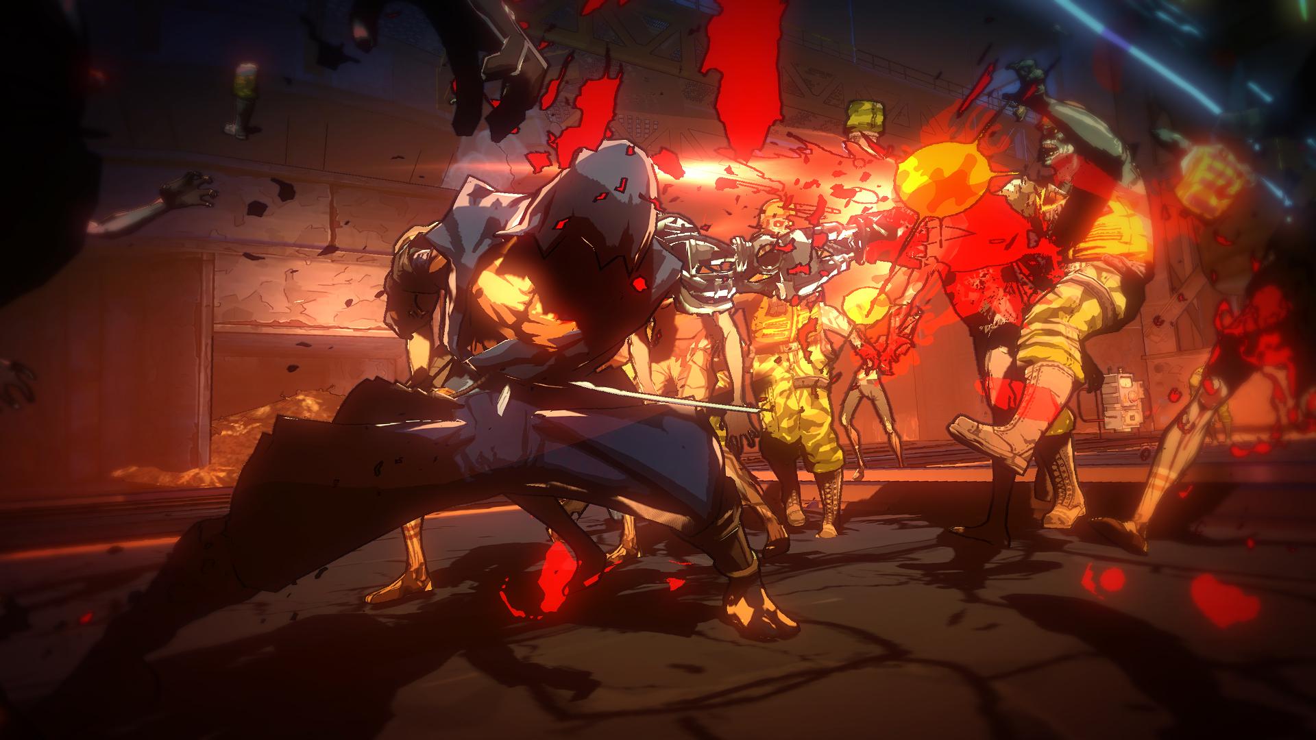 Obrazem: Rozcupování zombíků v Yaiba: Ninja Gaiden Z 90166