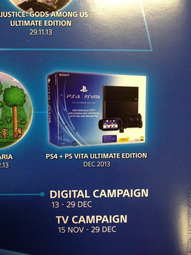 Koncem roku se bude prodávat bundle PS4 s Vitou 90238