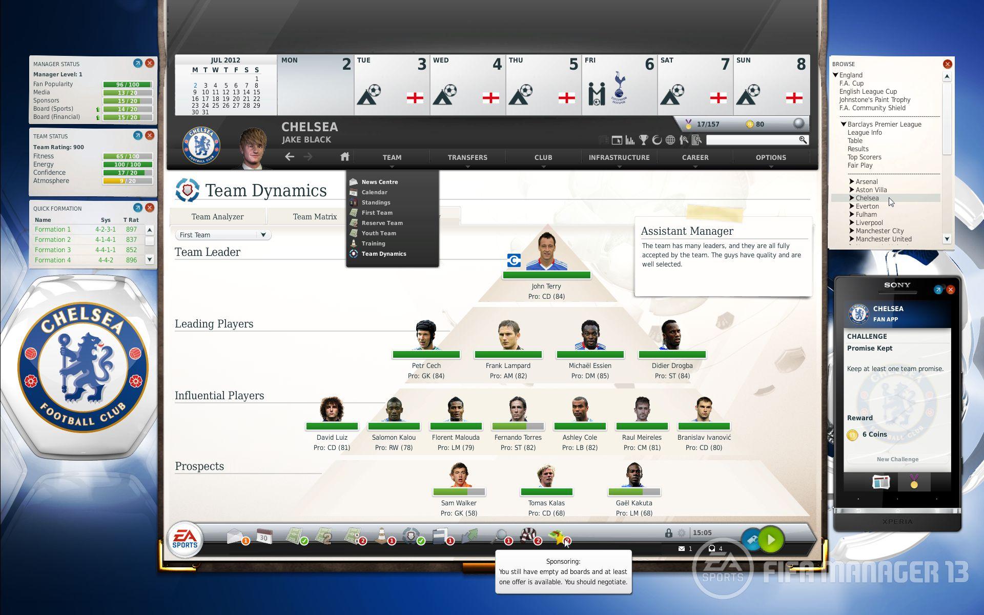 Série FIFA Manager od EA pozastavena 90296