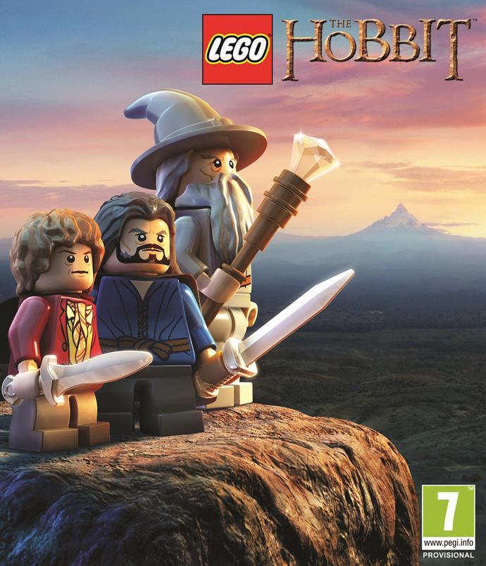 Herní LEGO The Hobbit potvrzen na jaro 2014 90303