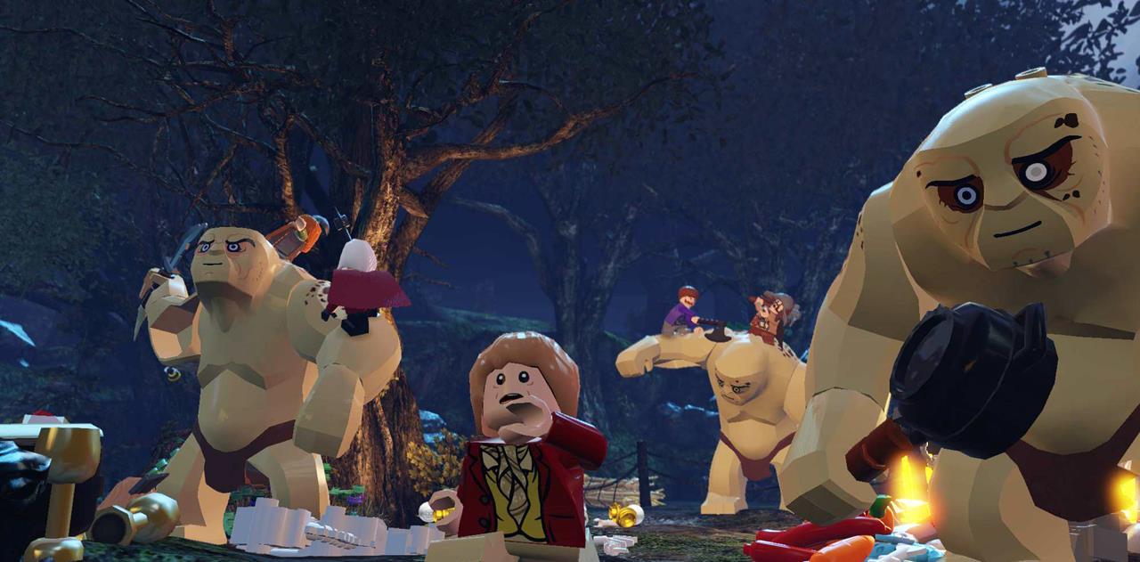 Herní LEGO The Hobbit potvrzen na jaro 2014 90304