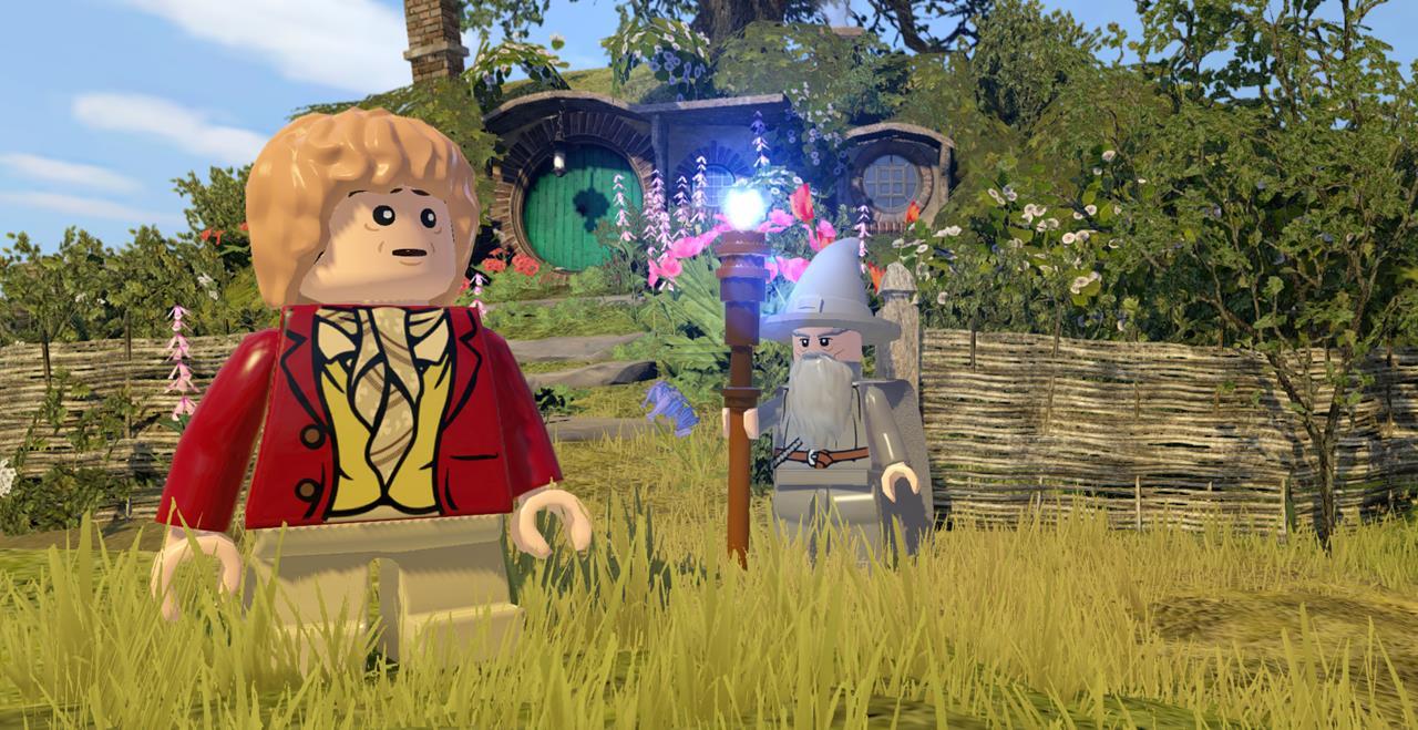 Herní LEGO The Hobbit potvrzen na jaro 2014 90305