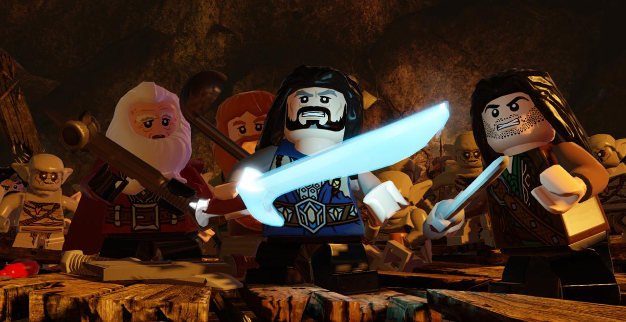 Herní LEGO The Hobbit potvrzen na jaro 2014 90306