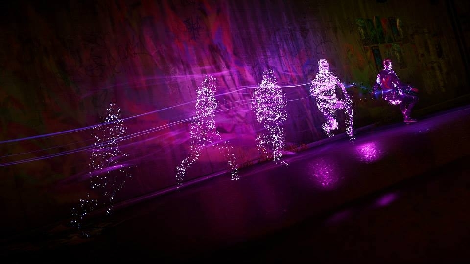 Galerie prezentuje schopnost Delsina z inFamous: Second Son 90318