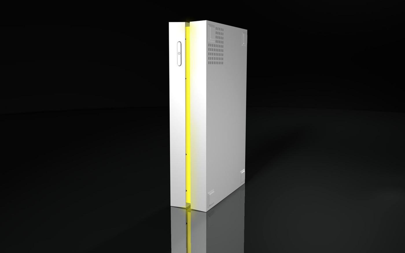 Takhle vypadá prototyp Steam Machine od iBuyPower 90357