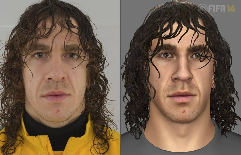 Next-gen FIFA 14 se chlubí detailními obličeji hráčů 90409