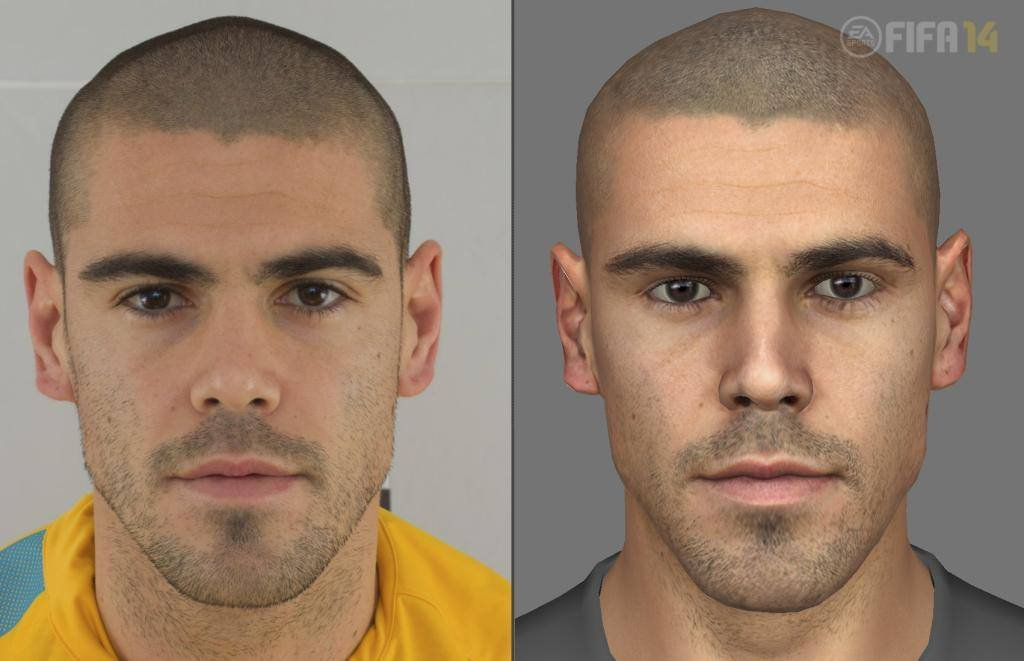 Next-gen FIFA 14 se chlubí detailními obličeji hráčů 90412