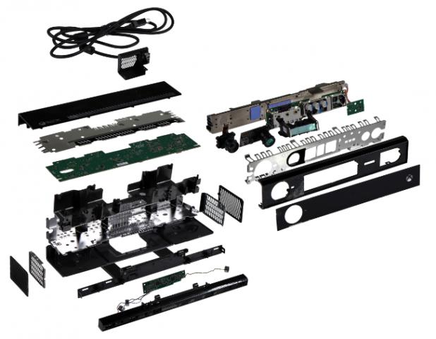 Výroba konzole Xbox One je zhruba o 90 dolarů dražší než u PS4 90417