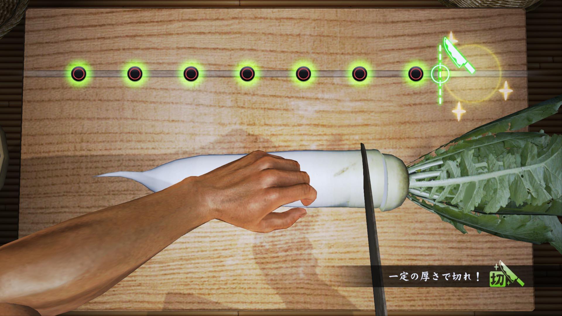 Yakuza: Ishin ukazuje netypické možnosti 90461