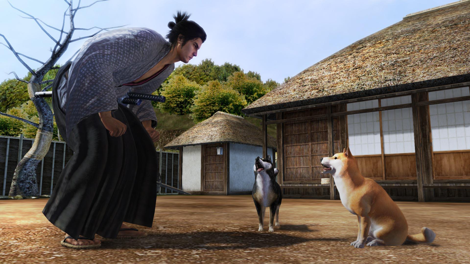Yakuza: Ishin ukazuje netypické možnosti 90466