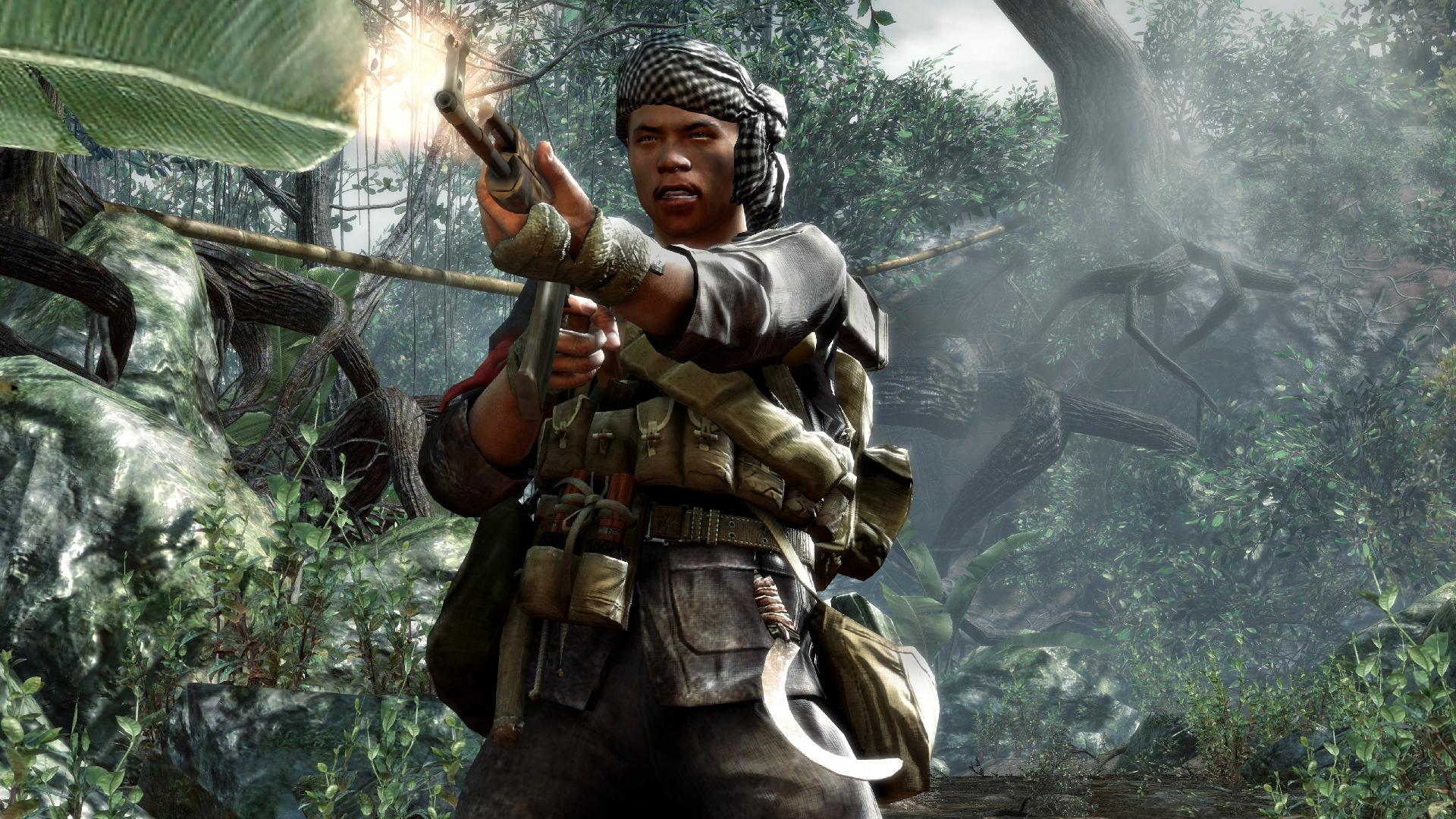 Gary Oldman a Ed Harris v Call of Duty: Black Ops 9052