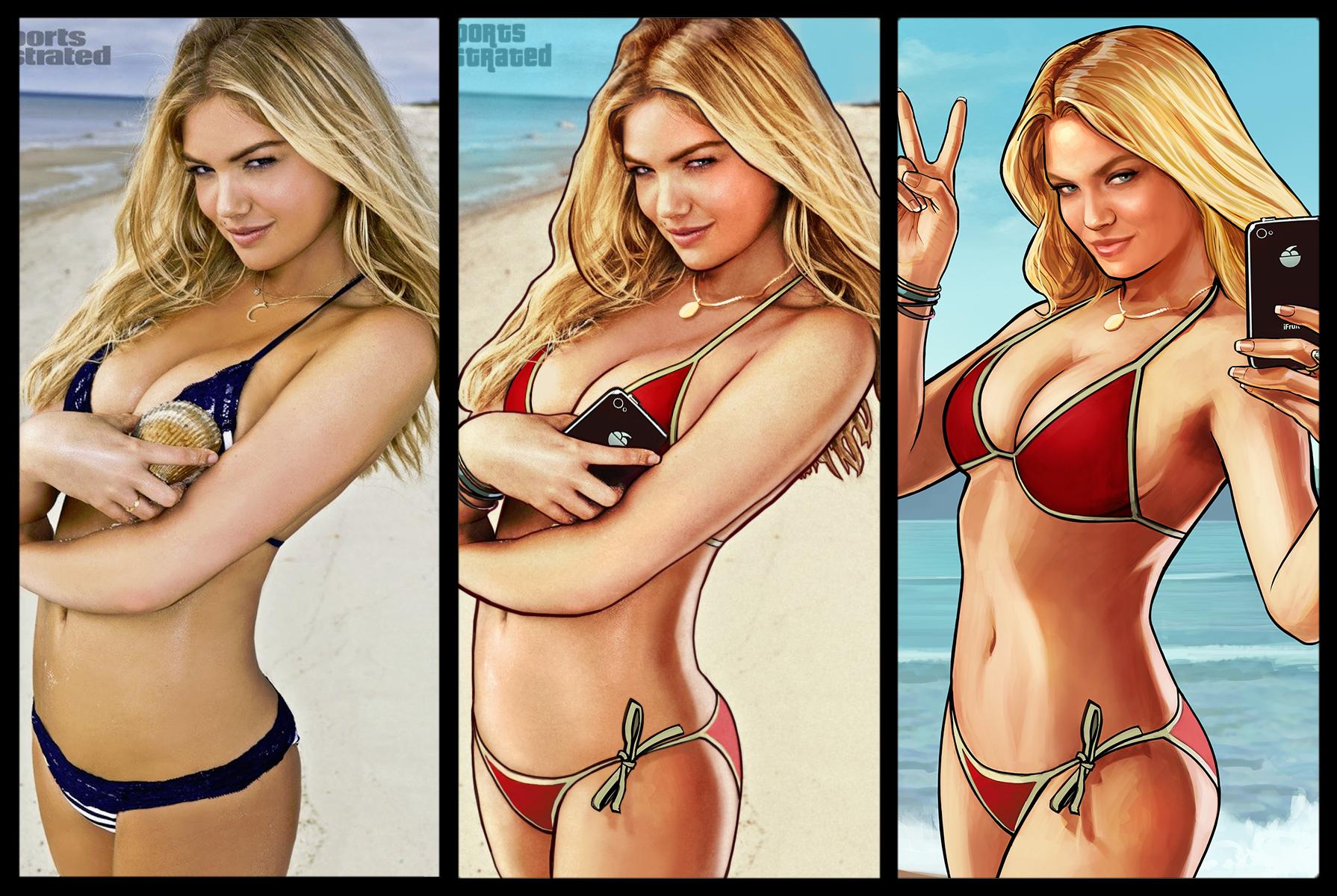 Lindsay Lohan skutečně žaluje Rockstar kvůli dívce na obalu GTA V 90537