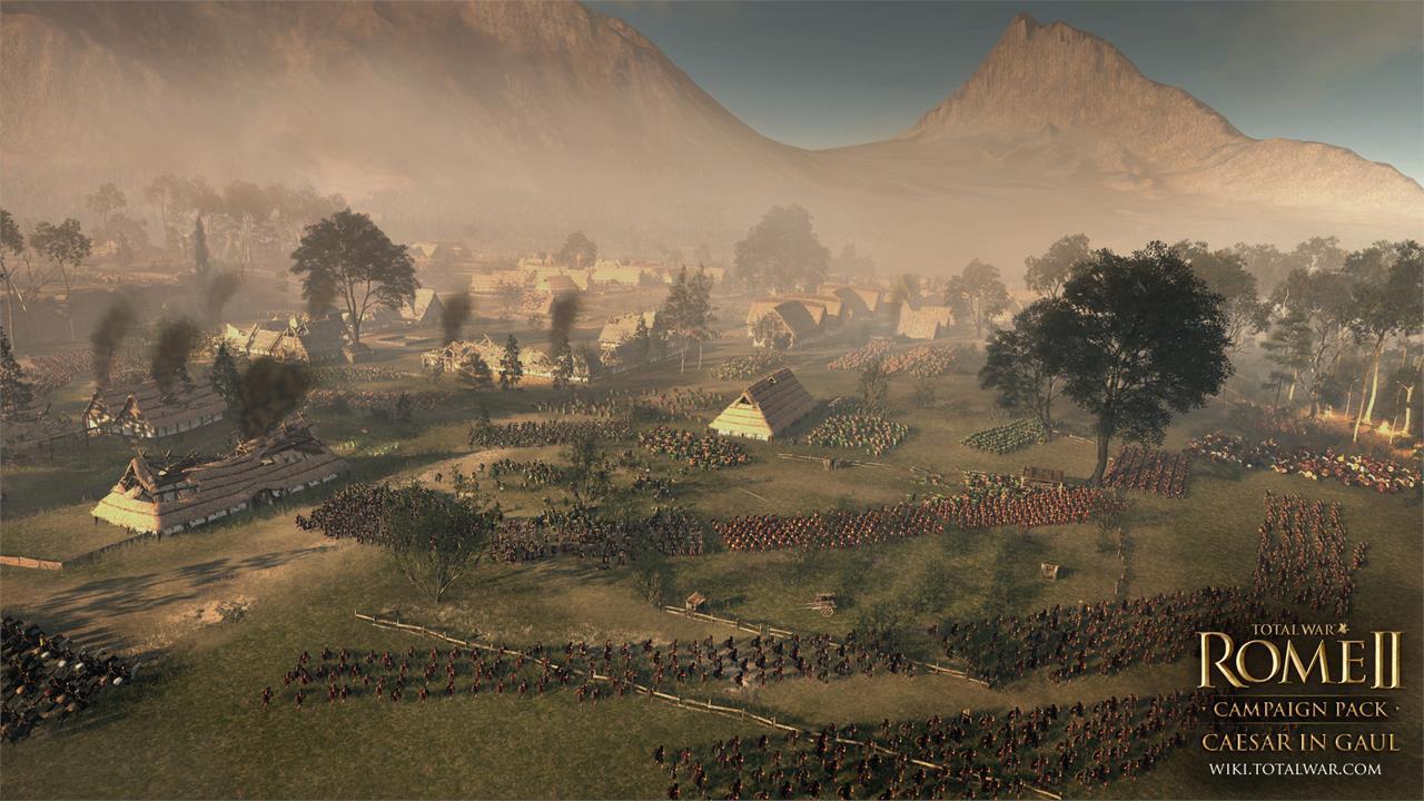 Total War: Rome 2 rozšíří expanze Caesar v Galii 90543