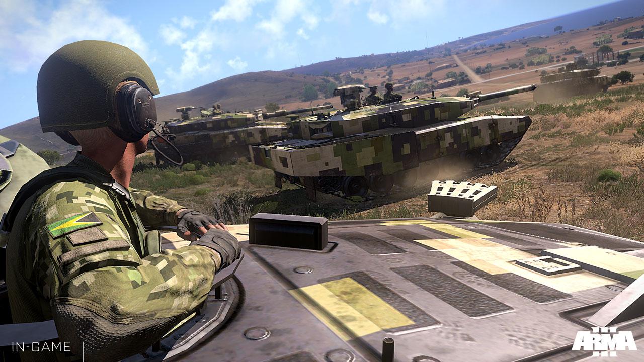 Druhá část kampaně Army 3 dorazí 21. ledna 90562