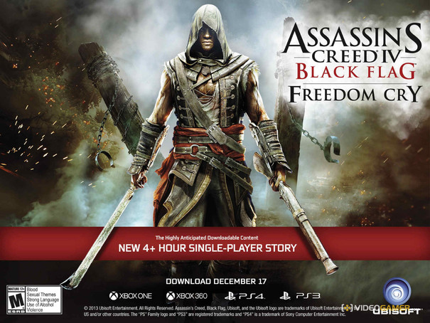 DLC k Assassin's Creed 4 dopluje v prosinci 90565