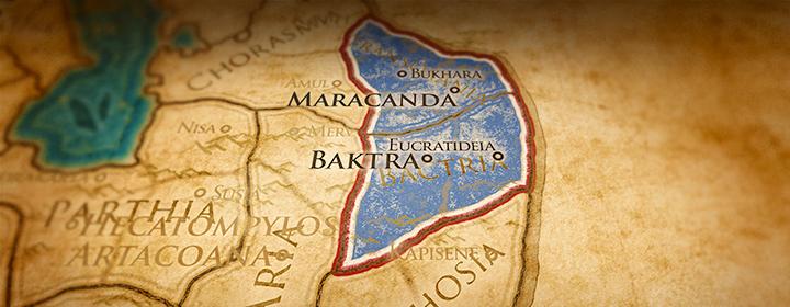Frakce Baktria zdarma přidaná do Total War: Rome 2 90586