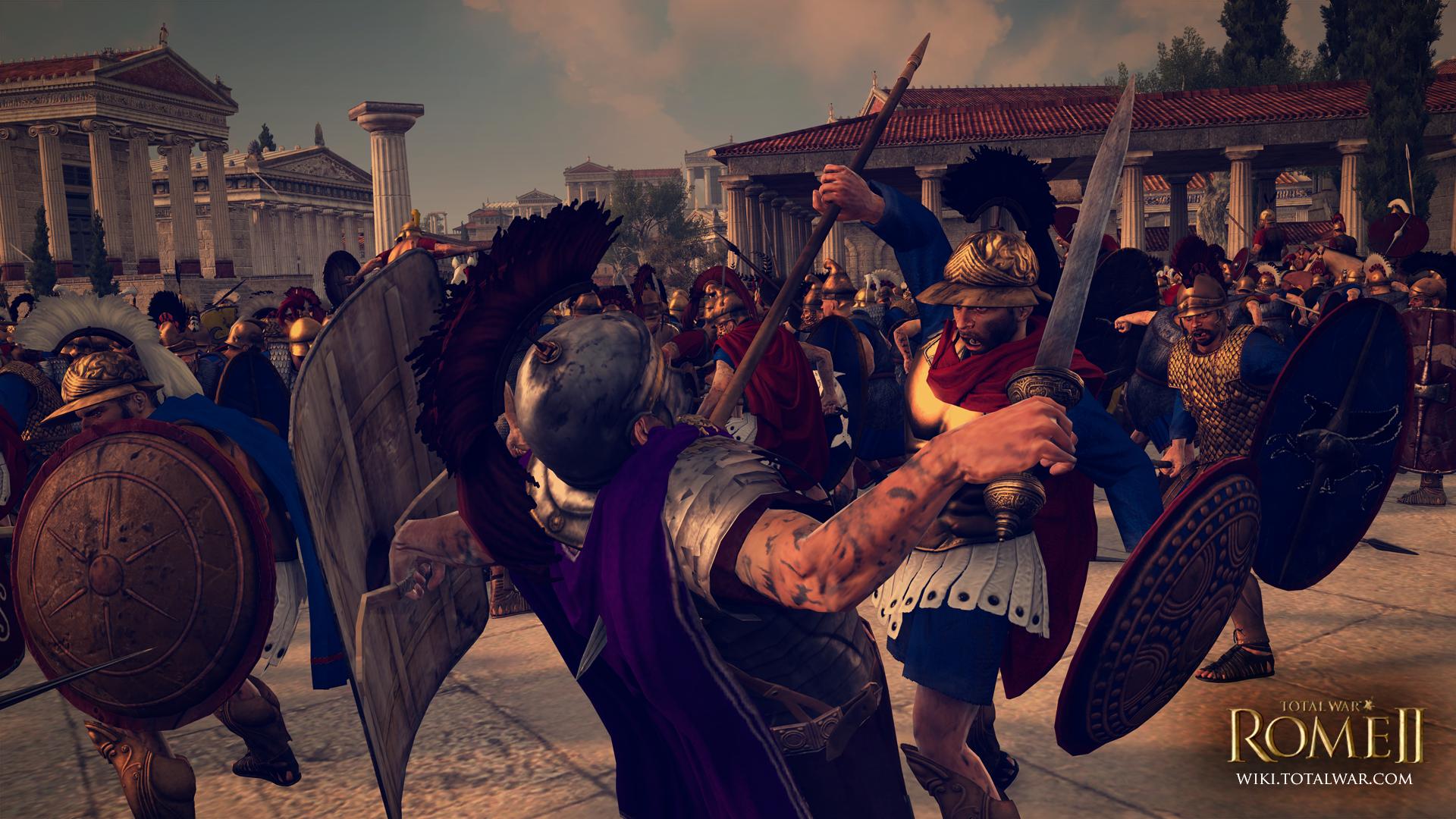 Frakce Baktria zdarma přidaná do Total War: Rome 2 90587