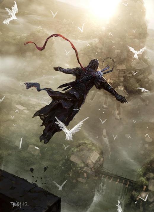 Jaký chtějí hráči další Assassin's Creed? To zjišťuje Ubisoft 90591