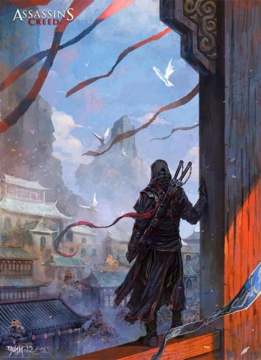 Jaký chtějí hráči další Assassin's Creed? To zjišťuje Ubisoft 90593
