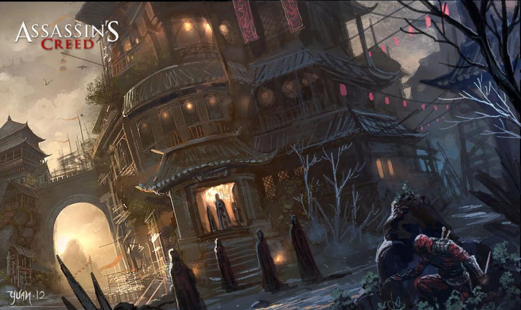 Jaký chtějí hráči další Assassin's Creed? To zjišťuje Ubisoft 90599