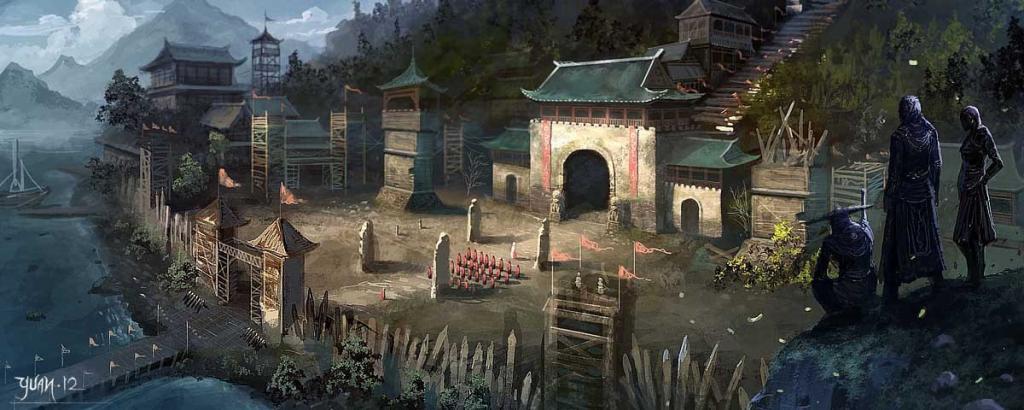 Jaký chtějí hráči další Assassin's Creed? To zjišťuje Ubisoft 90605