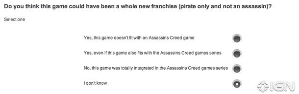 Jaký chtějí hráči další Assassin's Creed? To zjišťuje Ubisoft 90612