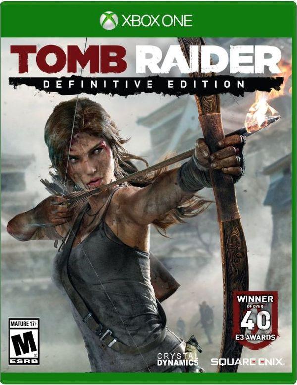 Více detailů a lepší grafika v Tomb Raider: Definitive Edition 90626