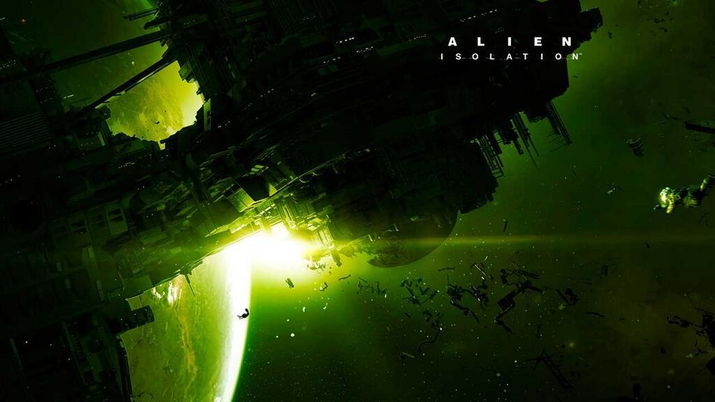 První dva artworky z Alien: Isolation 90634