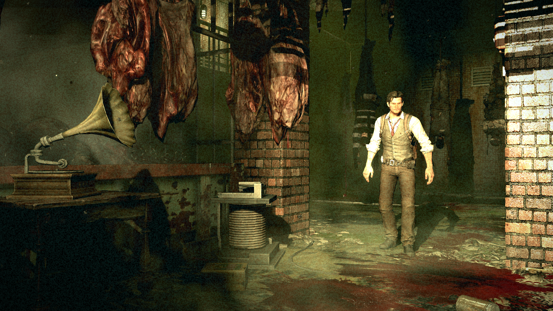 Obrazem: The Evil Within a Wolfenstein: The New Order 90702