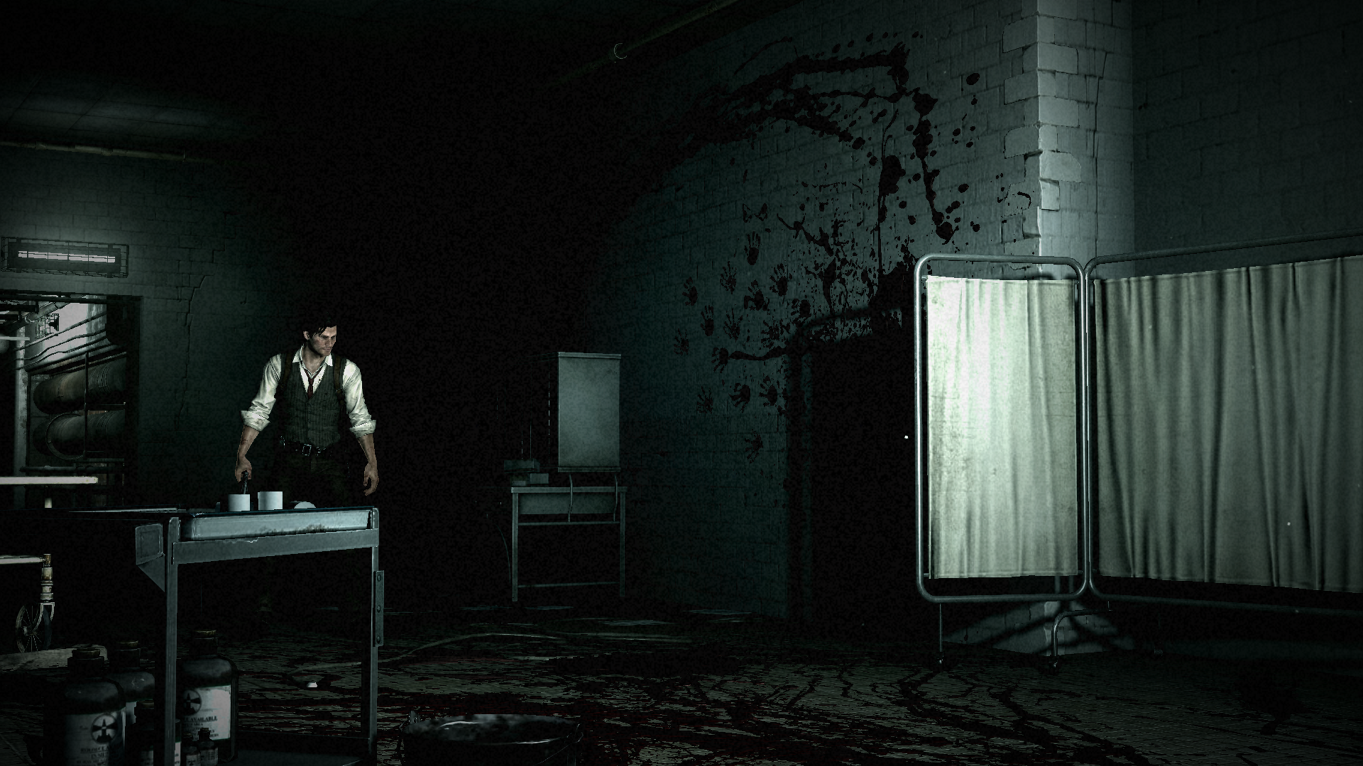 Obrazem: The Evil Within a Wolfenstein: The New Order 90703