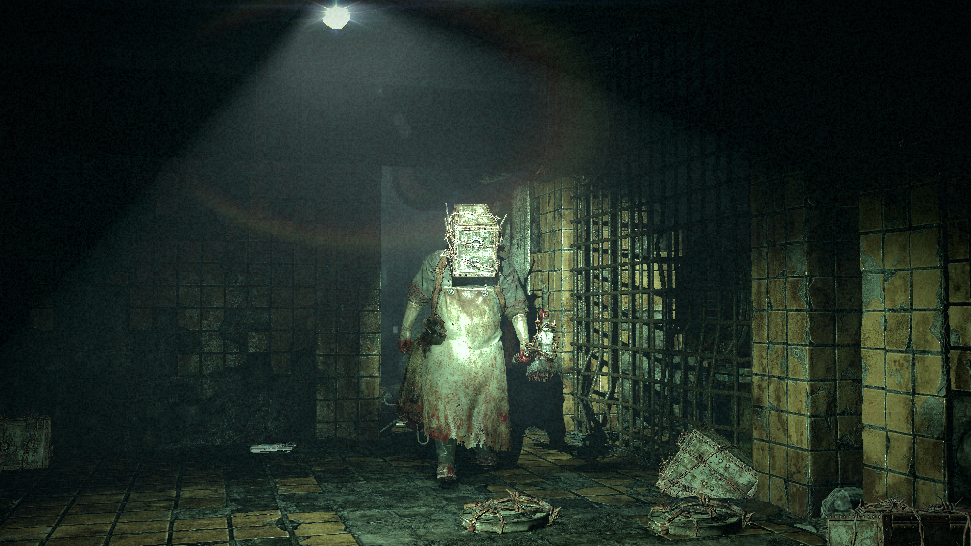 Obrazem: The Evil Within a Wolfenstein: The New Order 90704