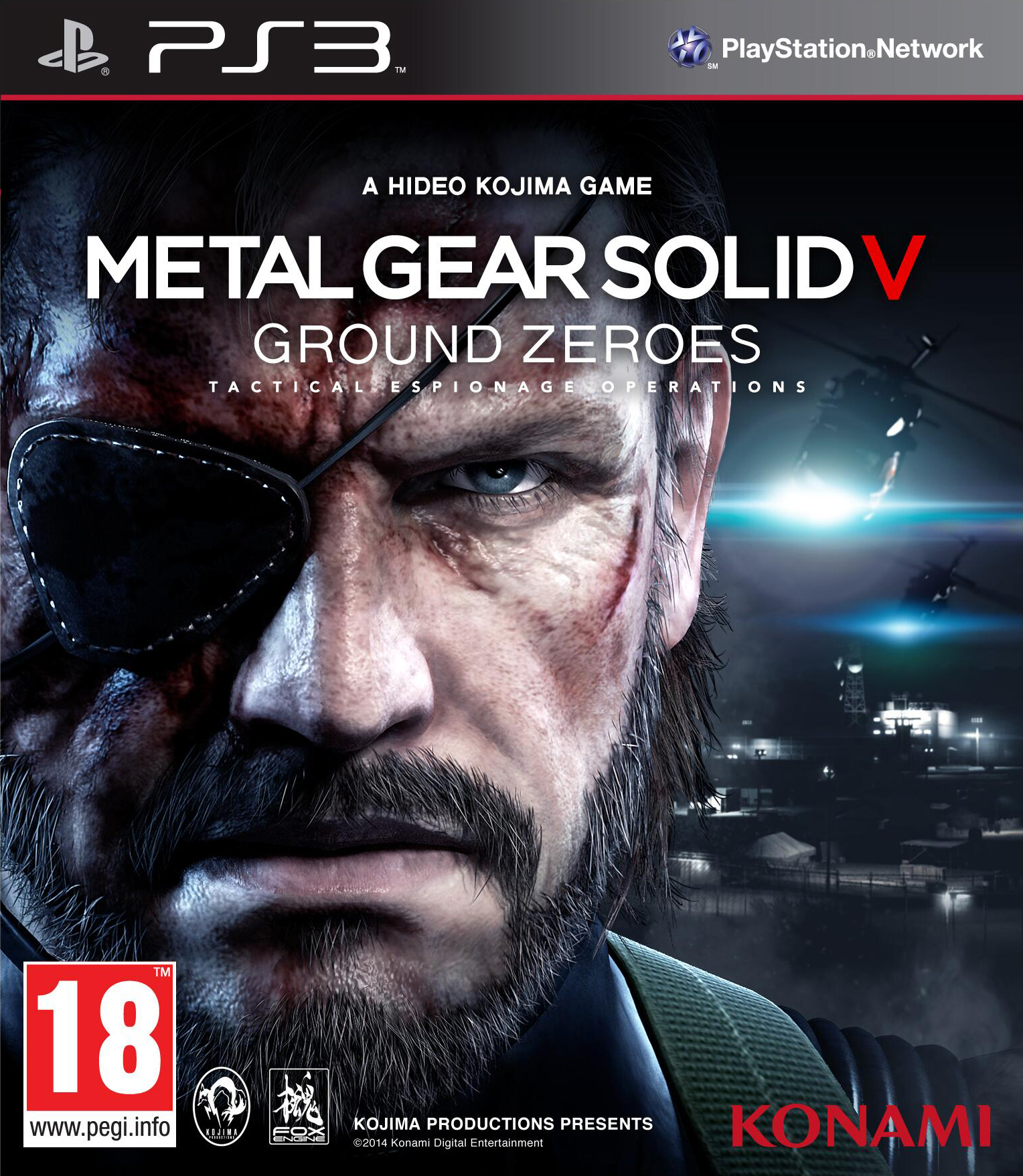 Potvrzeny krabicové PS4 a Xbox One verze Metal Gear Solid V 90739