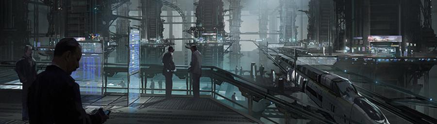 Grafik The Last of Us zveřejnil koncepty ze sci-fi hry od Double Helix 90769