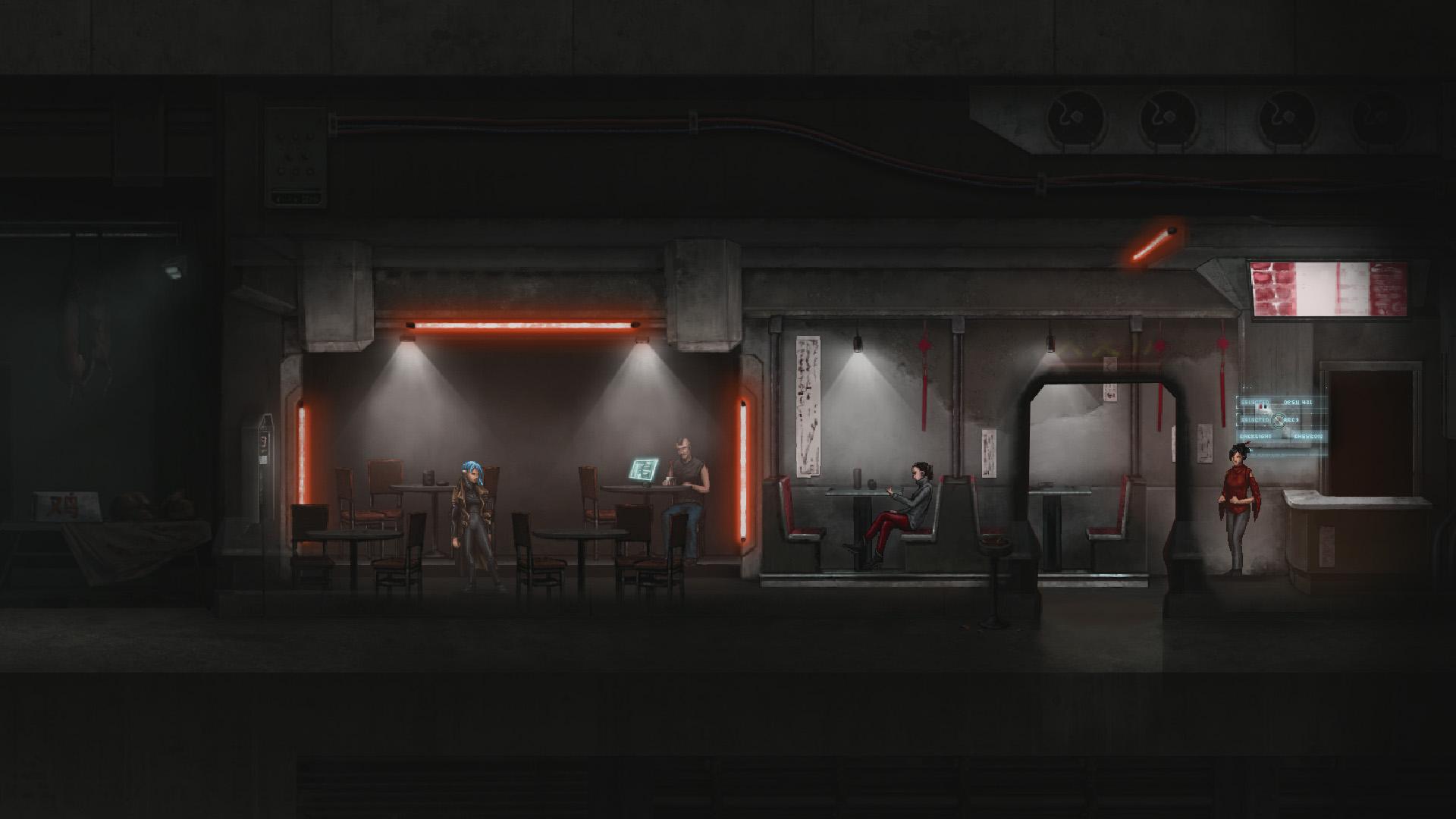 Kyberpunkový DEX má nový trailer 90780