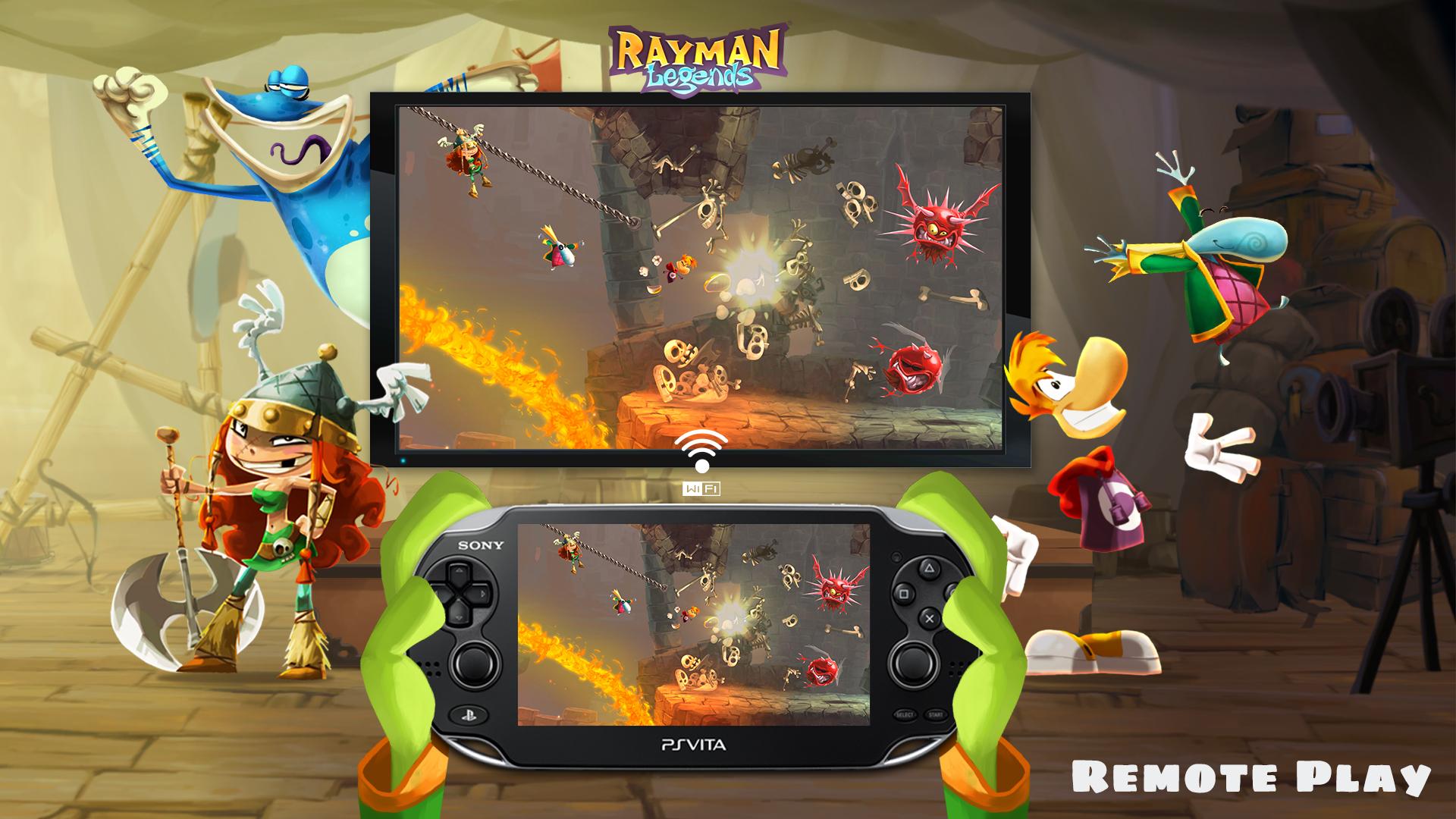 Rayman Legends pro nové konzole v únoru 90785