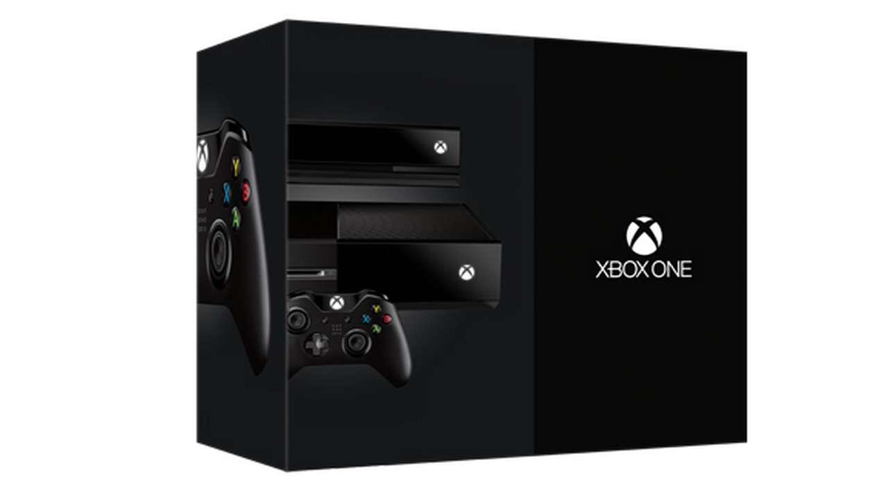 Na harddisku Xbox One můžete využít pouze 362 GB 90787