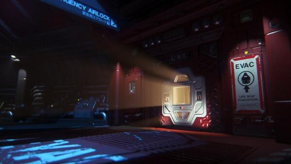 Ponurá atmosféra na obrázcích z Alien: Isolation 90799