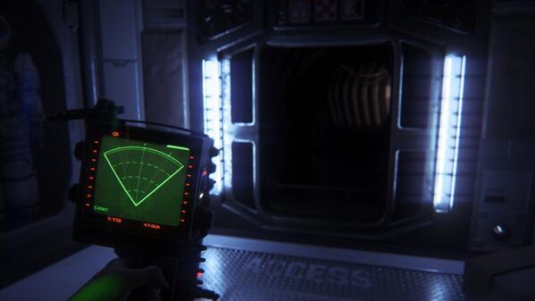 Ponurá atmosféra na obrázcích z Alien: Isolation 90802