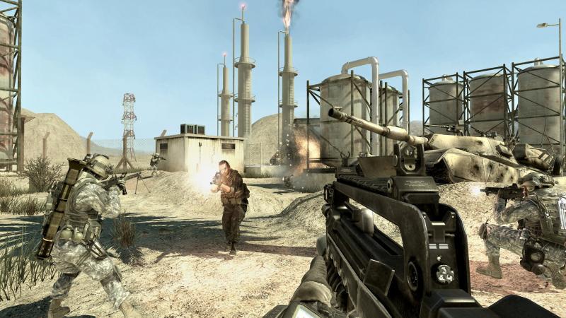Modern Warfare 2 – PC hráči mají druhý balíček map 9091