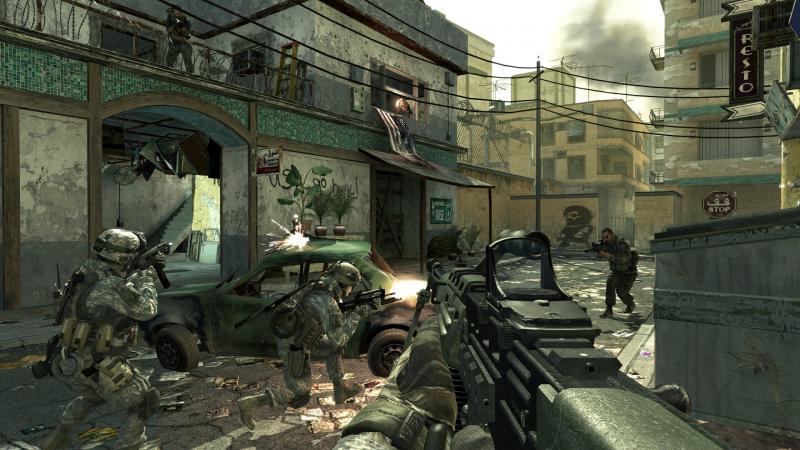 Modern Warfare 2 – PC hráči mají druhý balíček map 9092