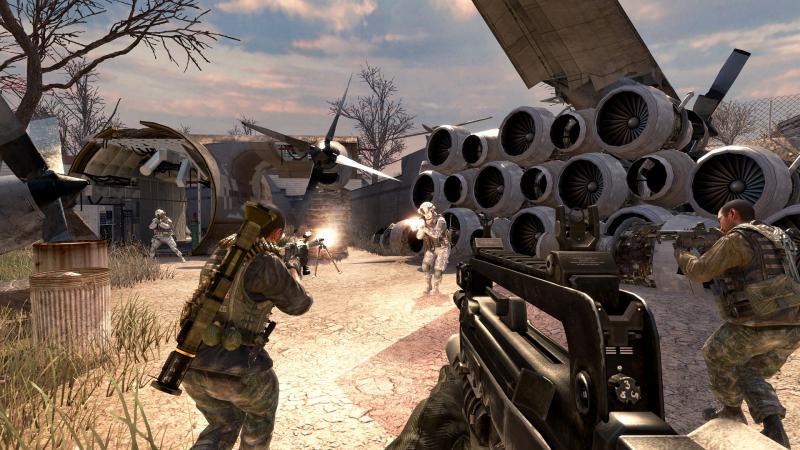 Modern Warfare 2 – PC hráči mají druhý balíček map 9093