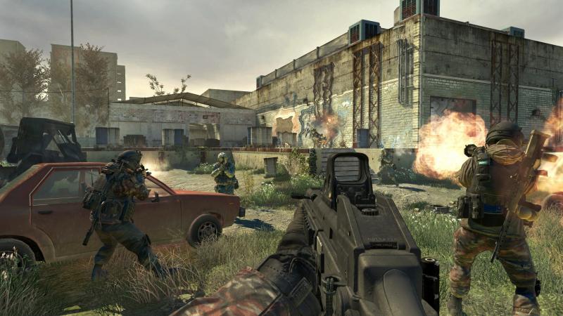 Jak se měnila herní série Call of Duty 9094