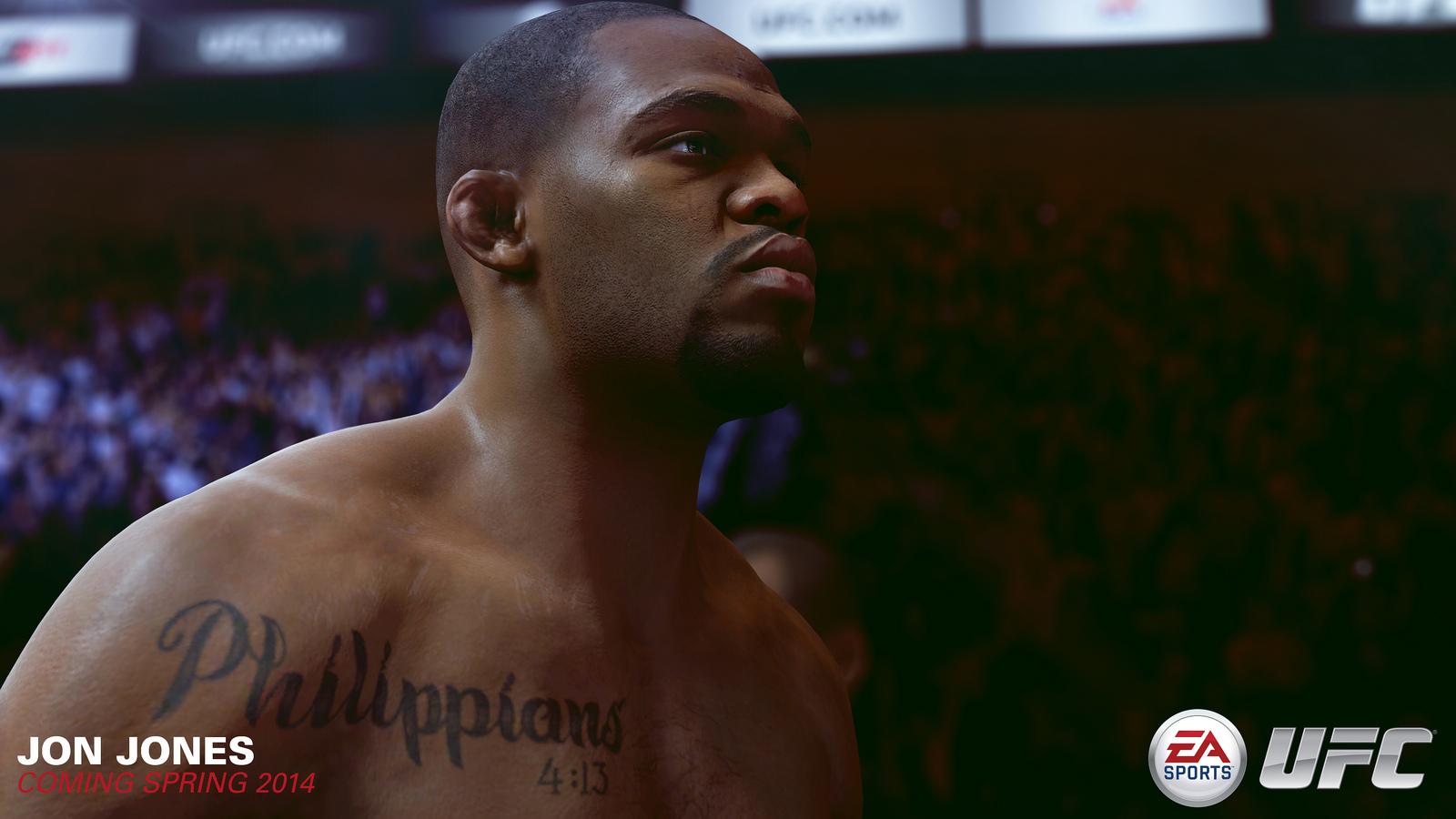 První dva obrázky z UFC od EA Sports 90943