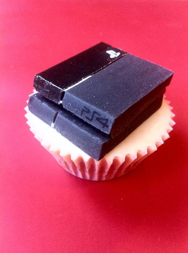 PlayStation 4 cukroví 90953