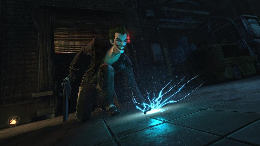 Nový mód do multiplayeru Batman: Arkham Origins 90988