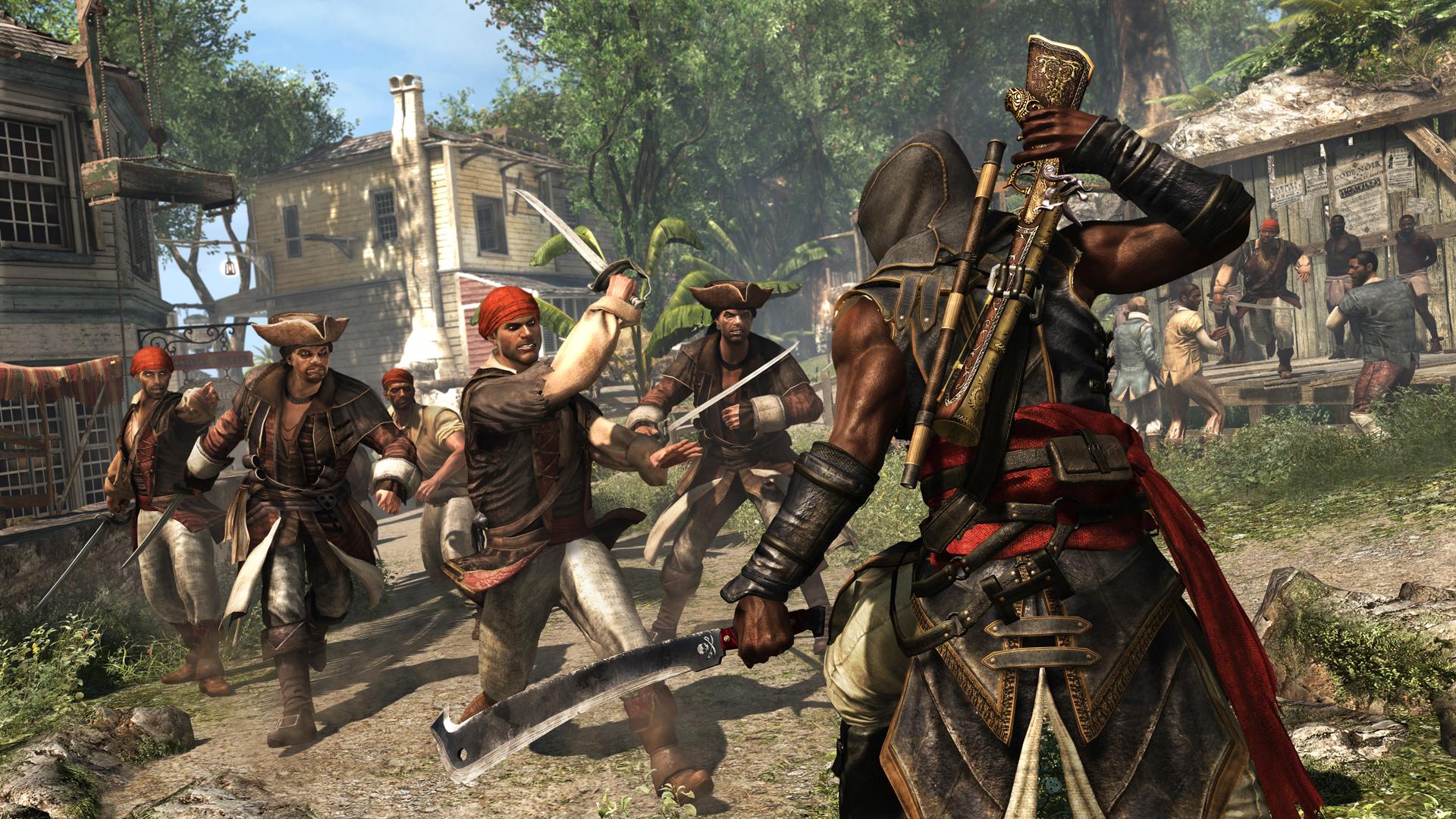 Seznamte se detailně s příběhovým rozšířením Assassin's Creed 4 90997