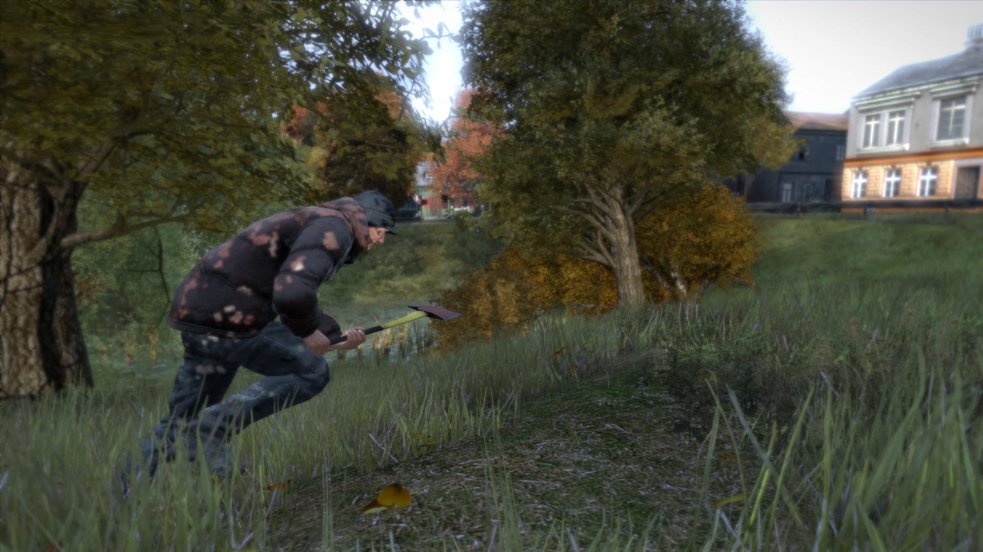 Alpha verze DayZ konečně k dostání přes Steam Early Access 91005