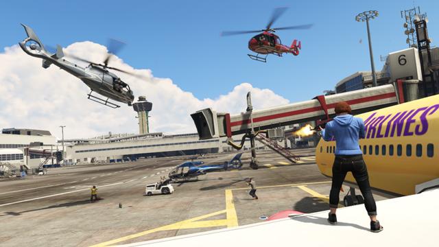 GTA Online dnes poprvé nabídne mód Capture 91027