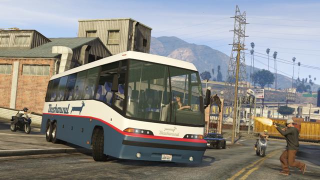 GTA Online dnes poprvé nabídne mód Capture 91028