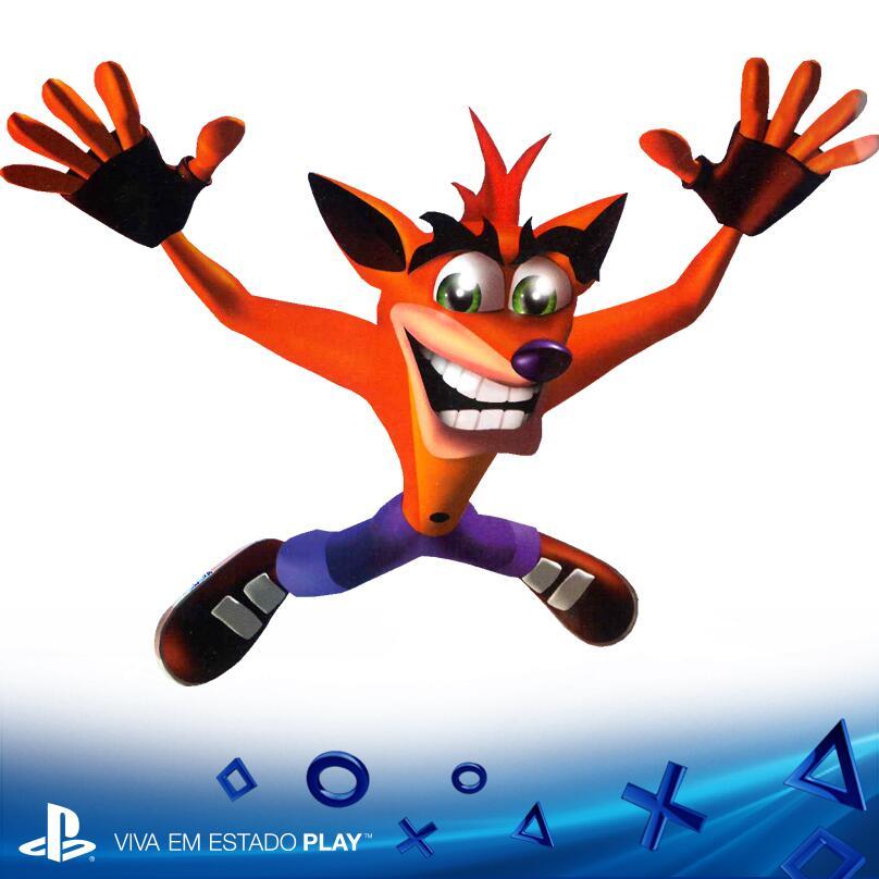 Sony provokuje se sérií Crash Bandicoot 91030